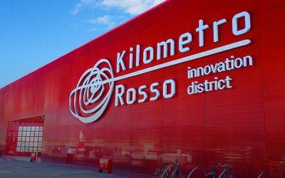 Rivi partecipa al convegno Kilometro Rosso