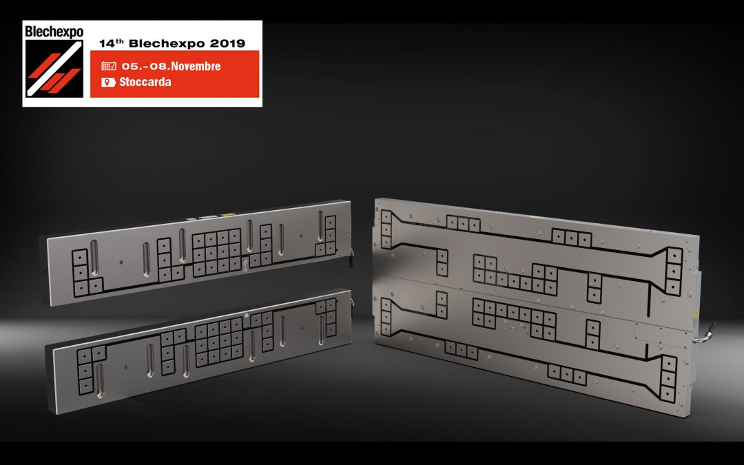 Vieni a visionare i nostri prodotti al Blechexpo!