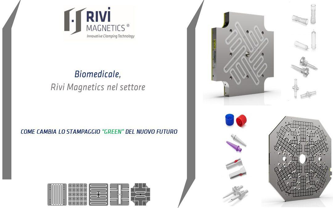 Biomedicale, Rivi Magnetics nel settore